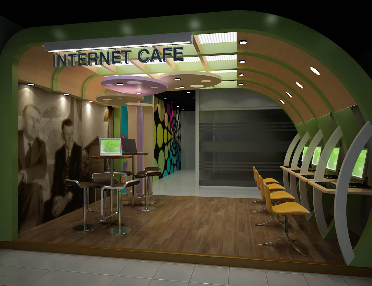 business plan on cyber cafe Free internet cafe business plan for raising capital from investors, banks, or grant companies please note that the financials in this complete free business plan are completely fictitious and may not match the text of the business plan below.