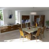 interior residential house kitchen