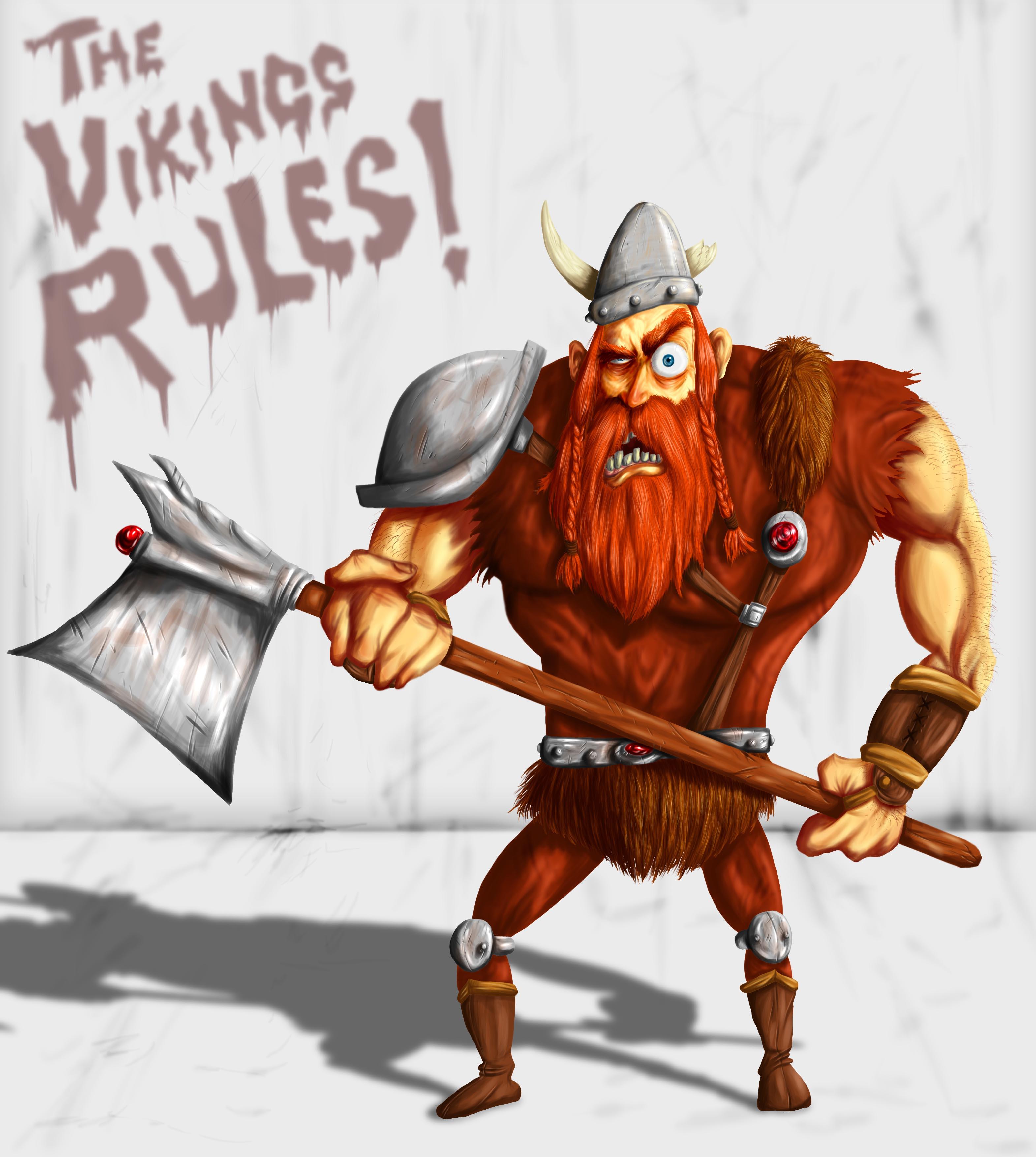 Спортивного праздника, викинги веселые картинки