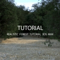 REALISTIC FOREST TUTORIAL 3DS MAX
