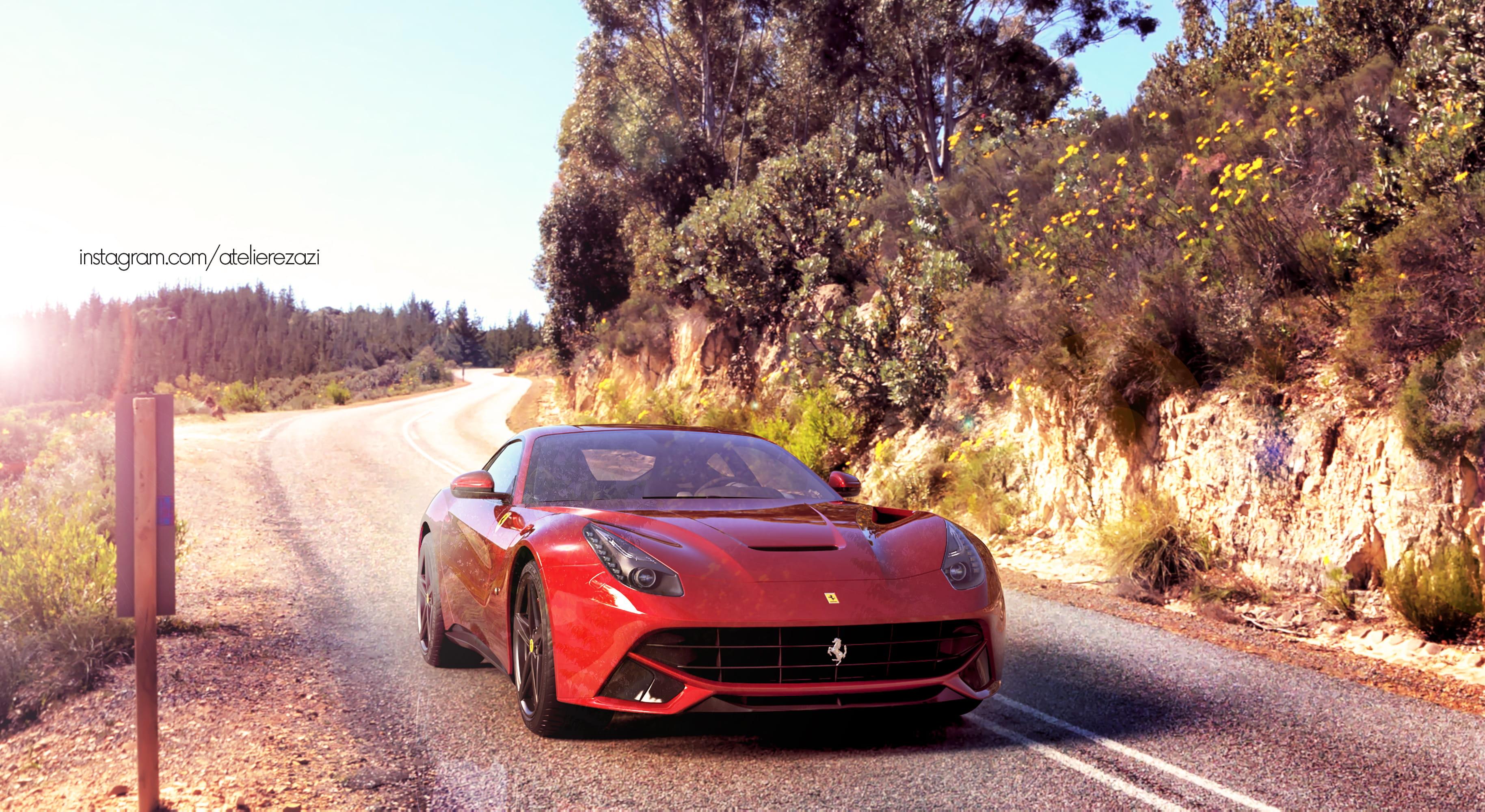 Ferrari Time