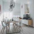 Dining Room (Scandinavian Interior)