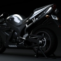 Yamaha R1 Back