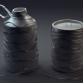 The Metallic Jar
