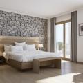 Hotel room in Swiss Alps 1