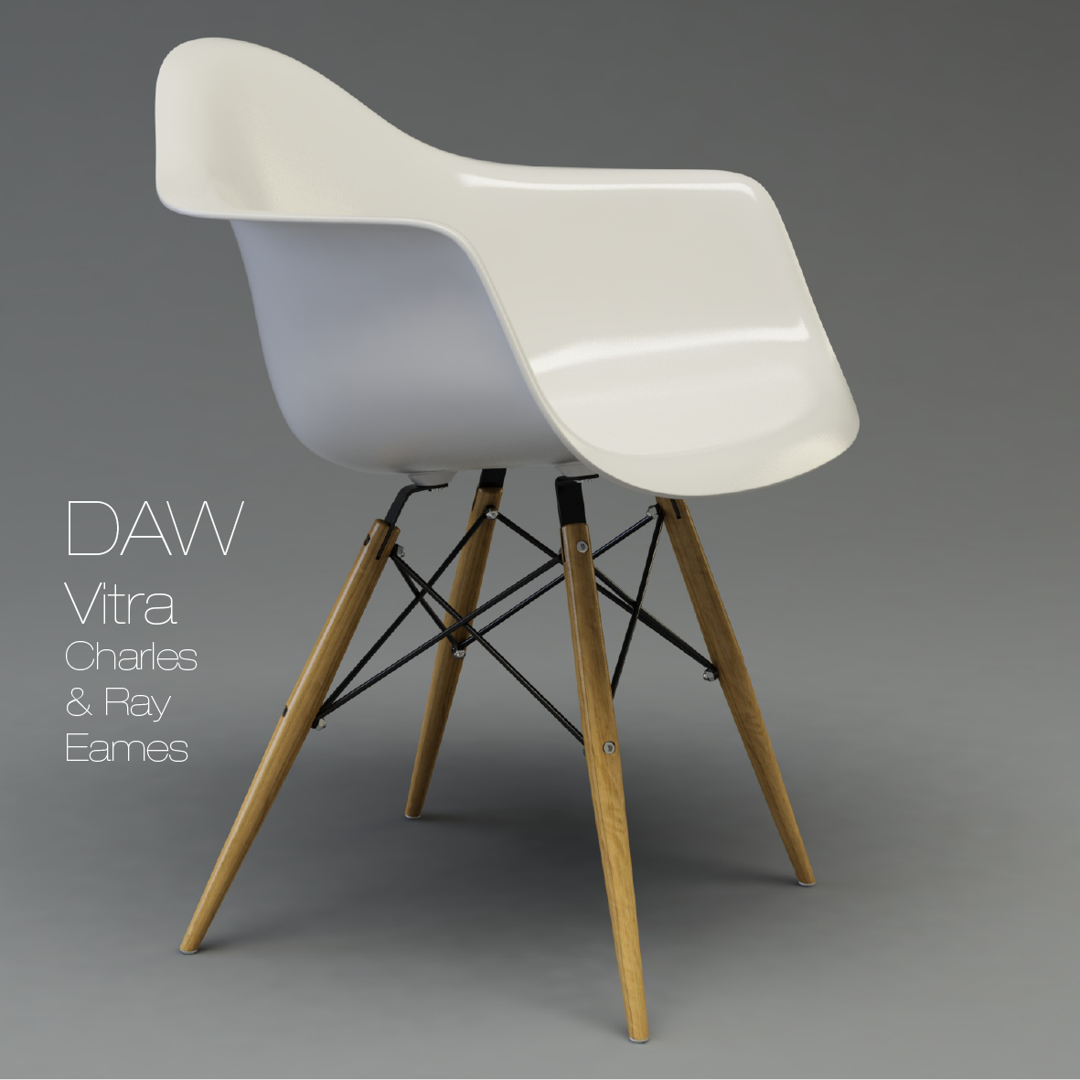 Gentil DAW Chair By POLYSENSE Polygons That Make Sense