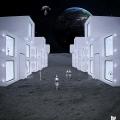 Moon Houses