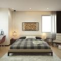 Design apartment master bedroom in Hanoi, Vietnam