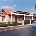 Single Storey Terrace House