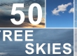 50 free sky images