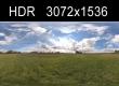 HDRI Hub - Cloudy Sky