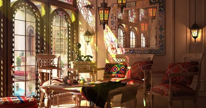 persian room download evermotion