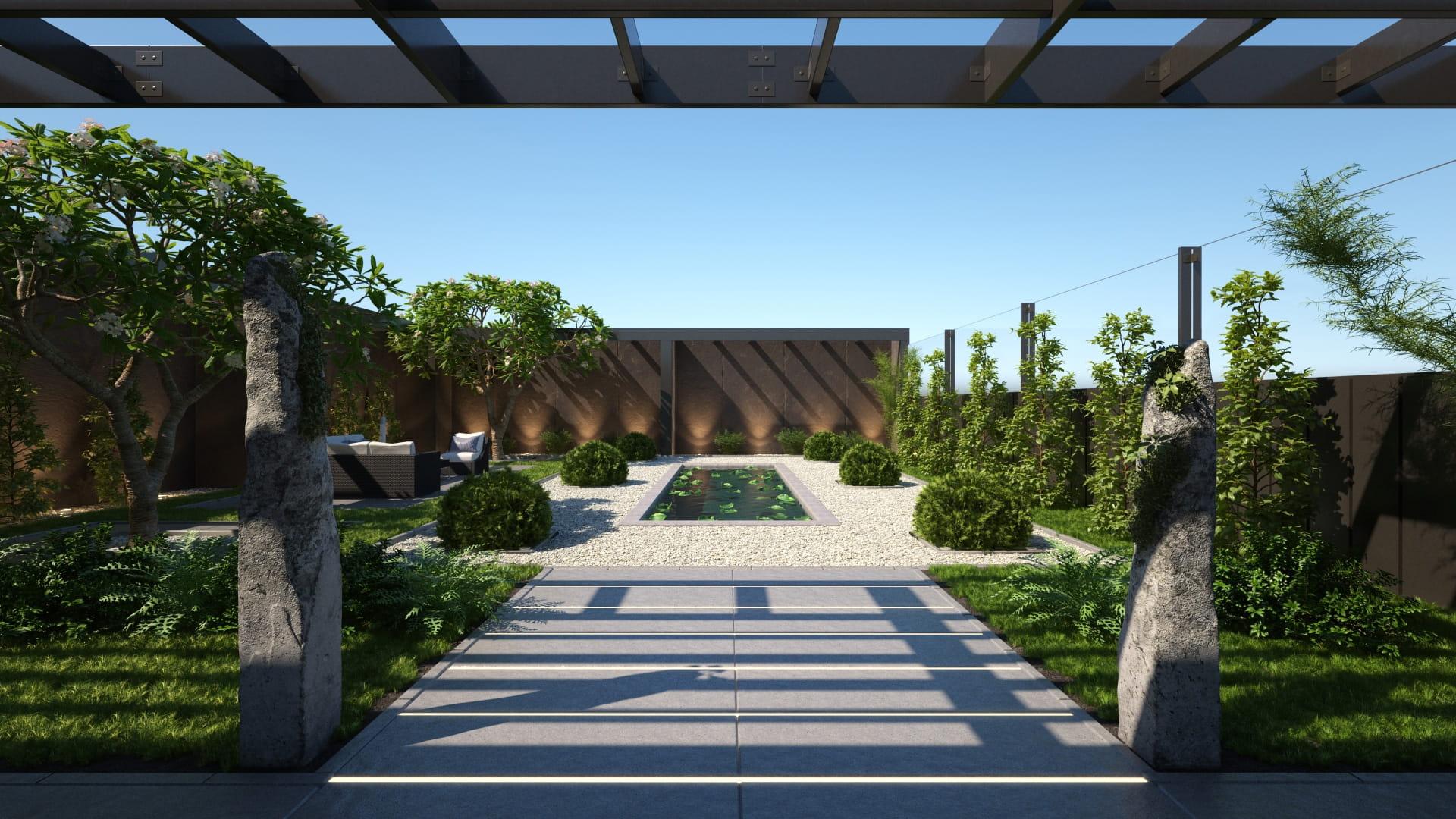 Garden 6 AM248 Archmodels