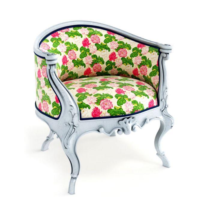 armchair 45 AM122 Archmodels