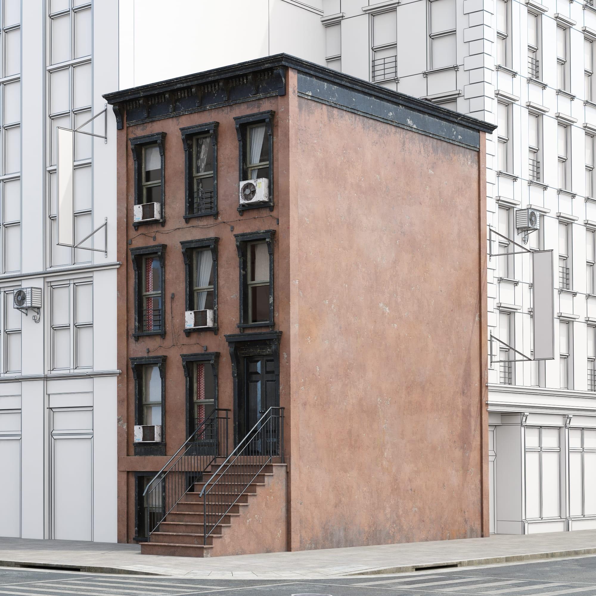 Building 9 AM215 Archmodels