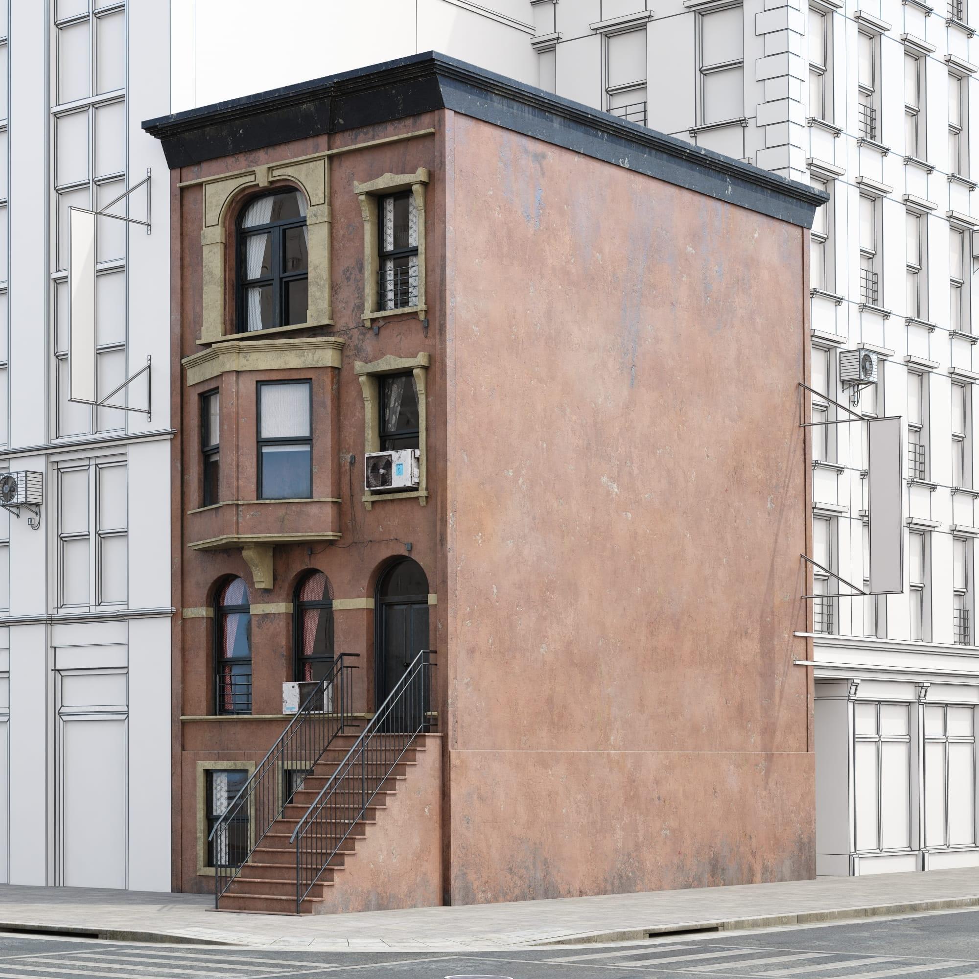 Building 10 AM215 Archmodels