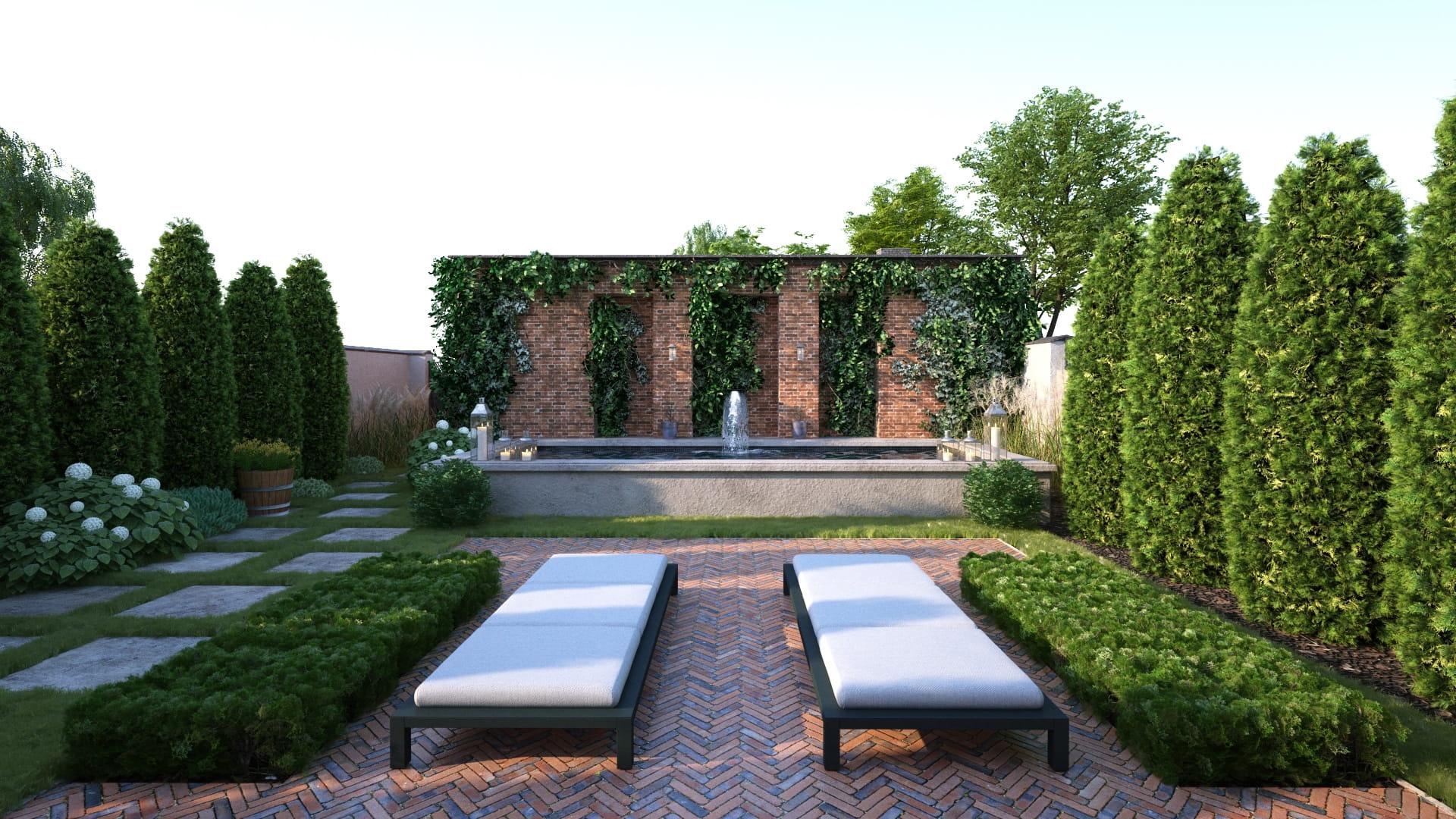 Garden 11 AM248 Archmodels
