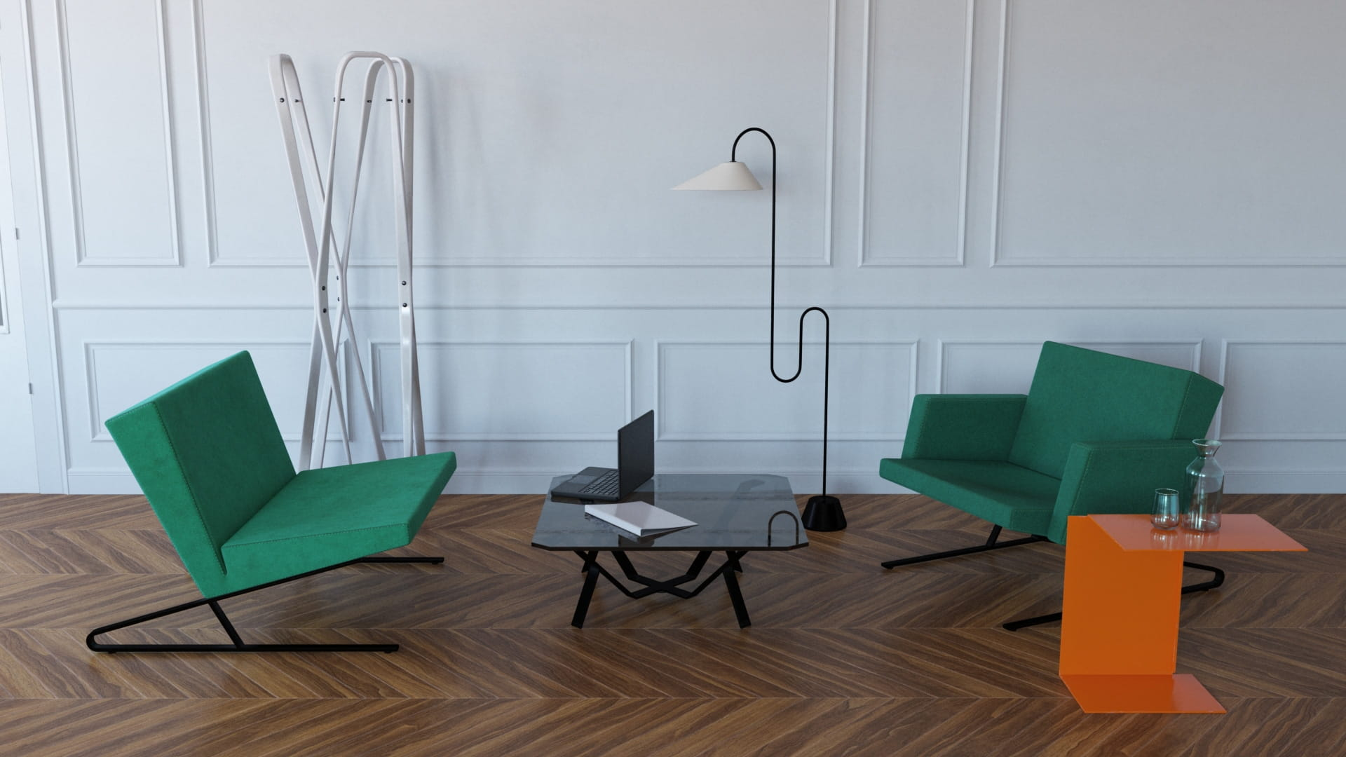furniture set 16 AM253
