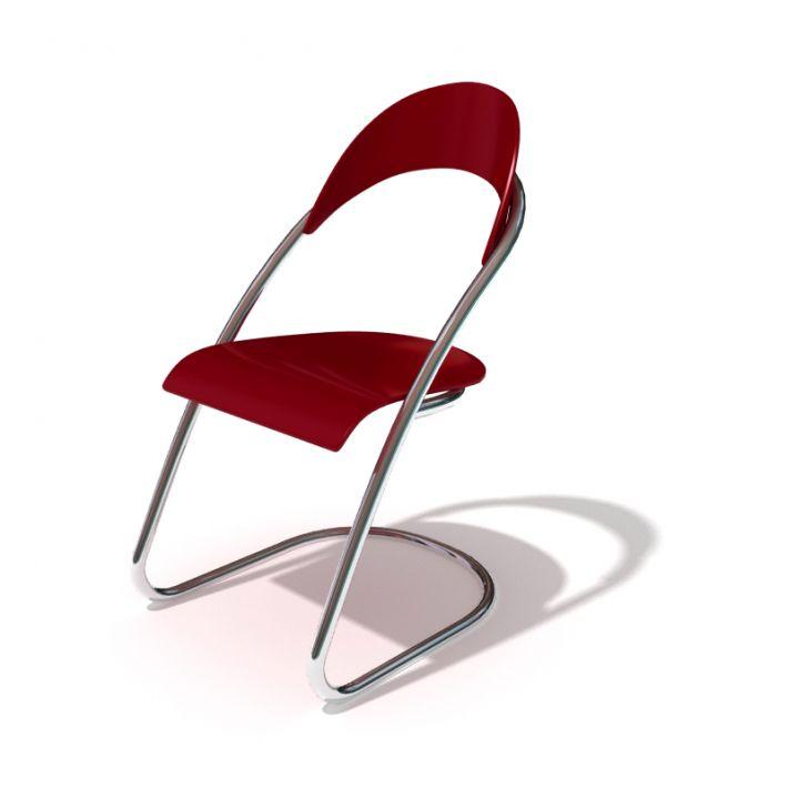 chair 83 AM45 Archmodels