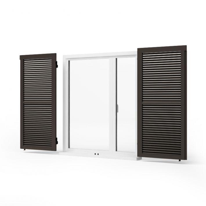 window shutters 72 am95