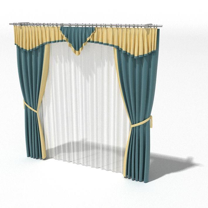 curtain 33 AM60 Archmodels