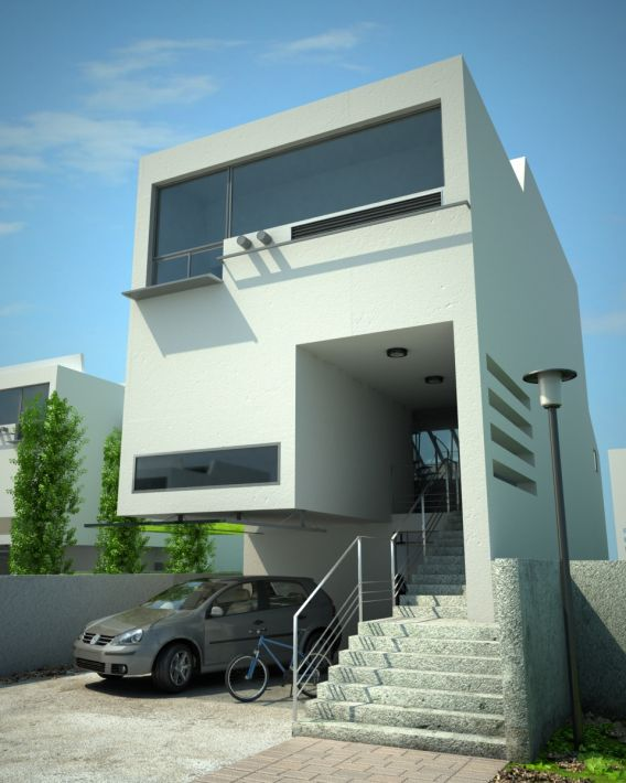 Scene 3 AE1 for Cinema4D Archexteriors
