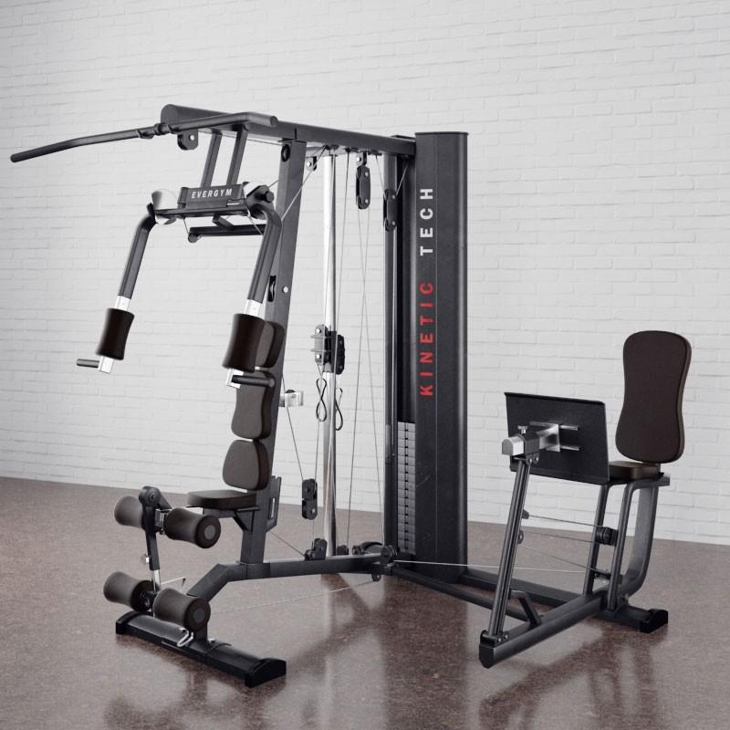 Gym equipment 1 AM169 Archmodels