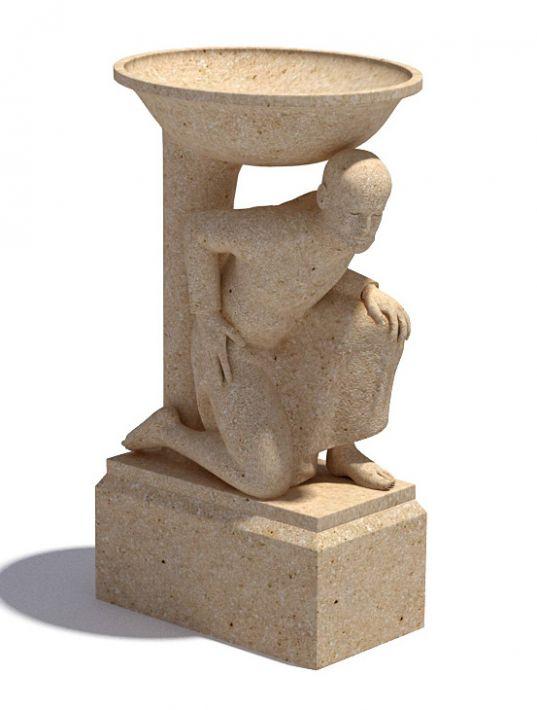 Sculpture 21 AM34 Archmodels