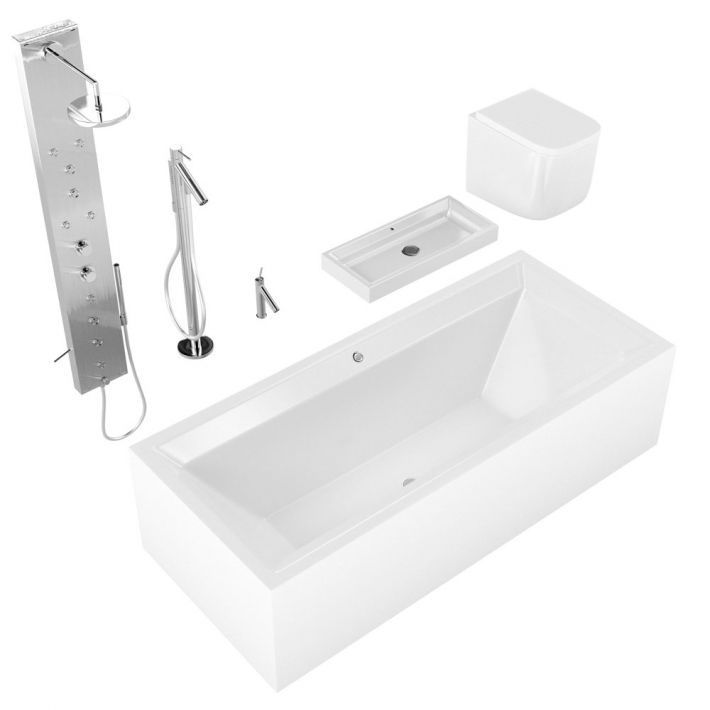 bathroom fixtures 15 am127
