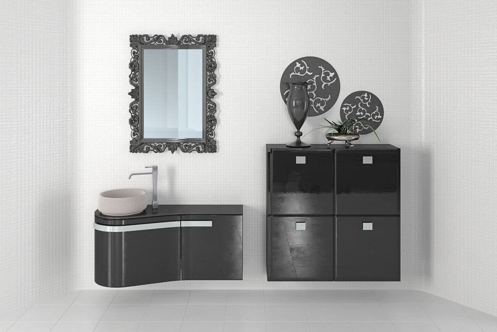 Bathroom furniture 20 am168