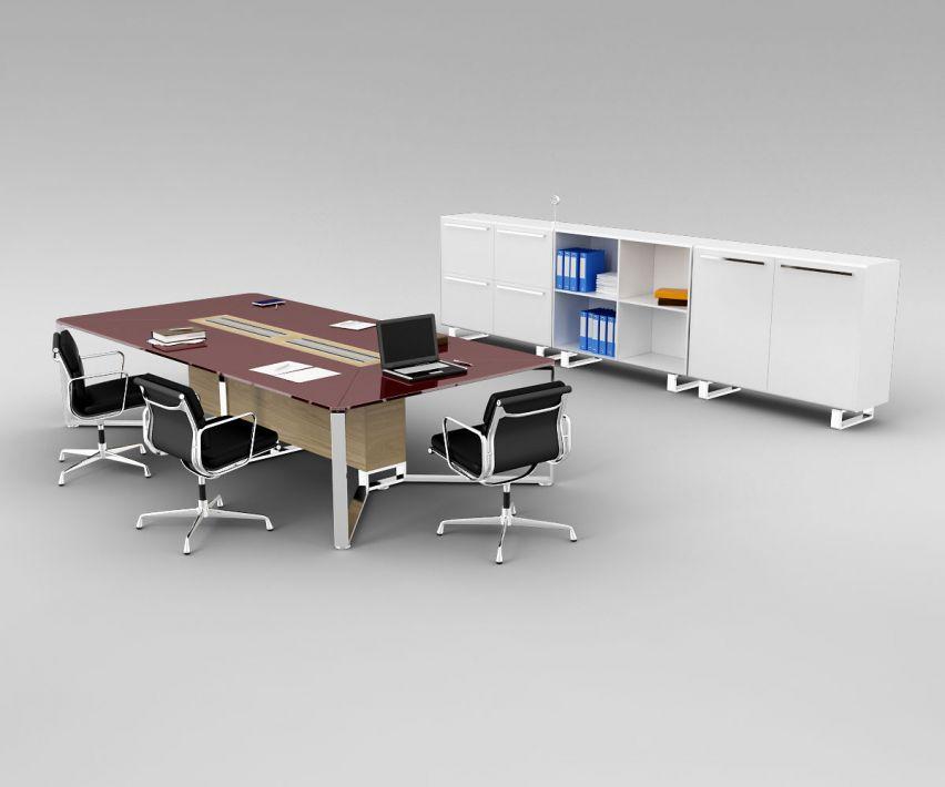 office set 12 AM110 Archmodels