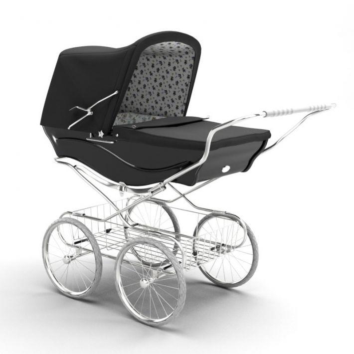 stroller 10 AM119 Archmodels