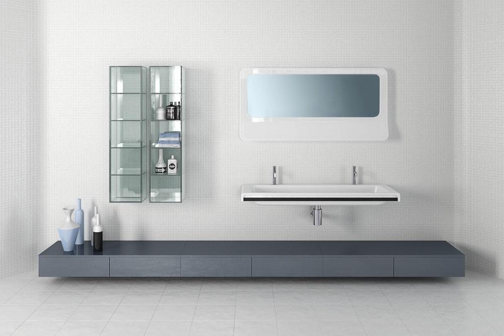 Bathroom furniture 32 AM168 Archmodels