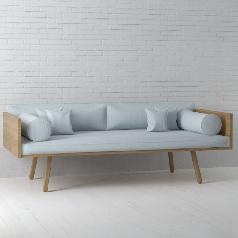 sofa 7 AM157 Archmodels