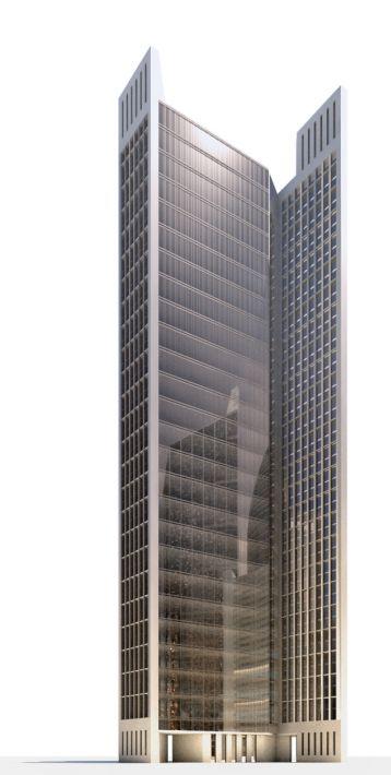 skyscraper 4 AM71 Archmodels