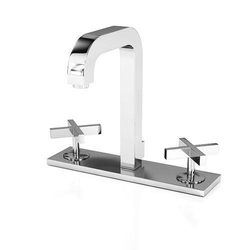 basin tap 2 AM127 Archmodels