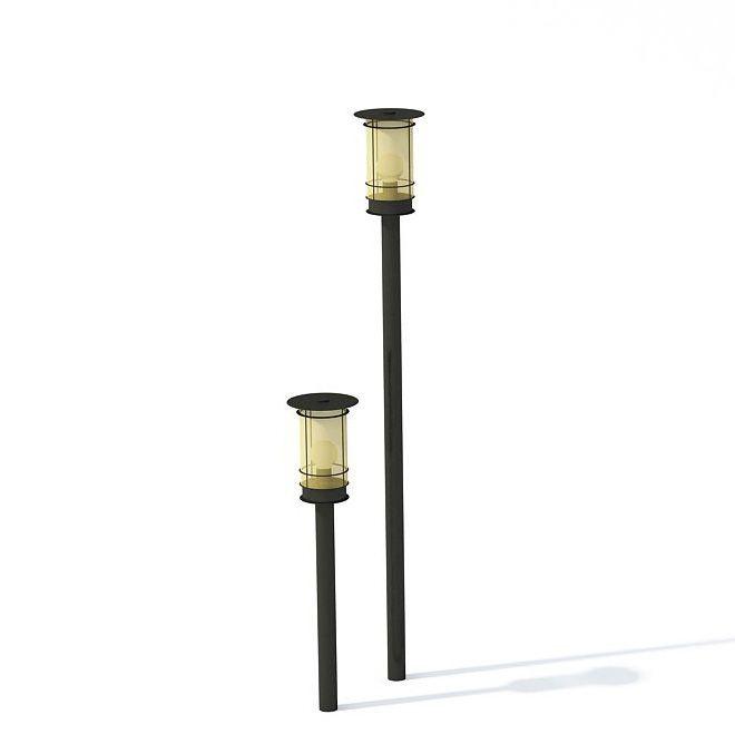 Garden lamp 46 AM22 Archmodels
