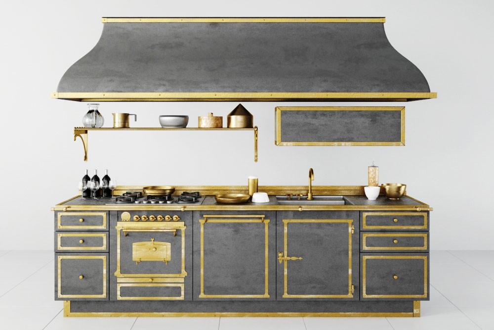 kitchen 18 AM166 Archmodels