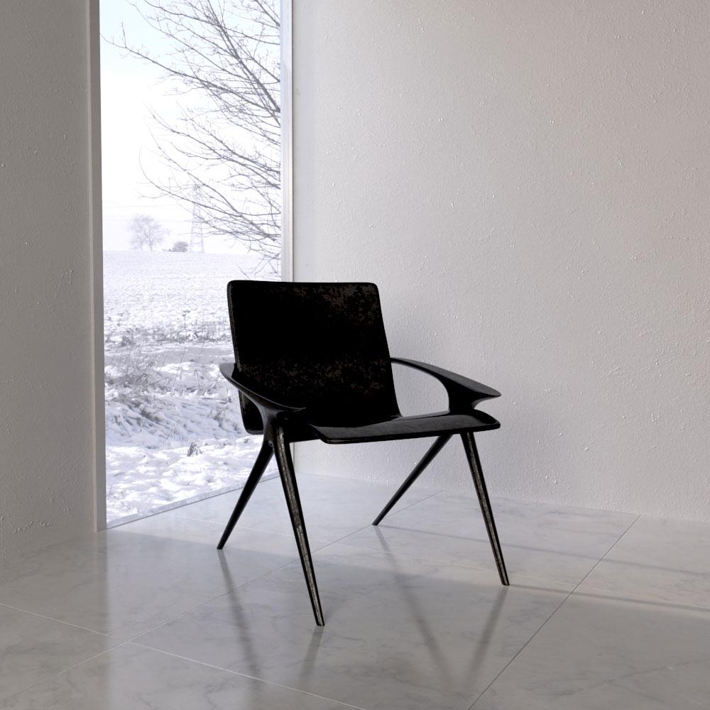 chair 123 AM147 Archmodels