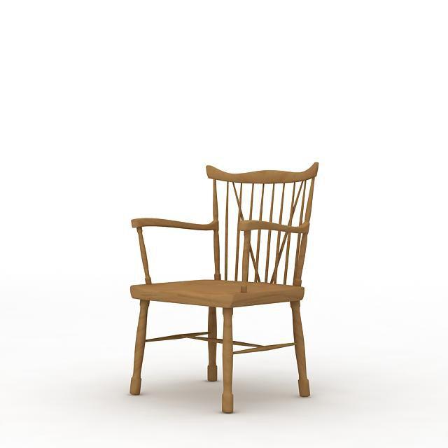 chair 6 AM8 Archmodels