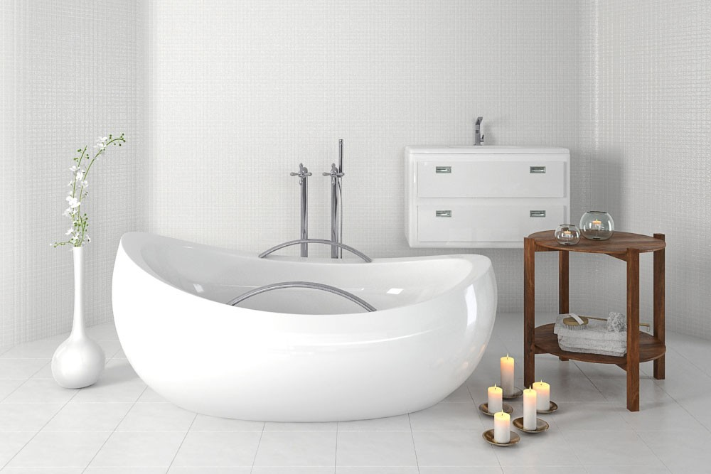Bathroom furniture 11 AM168 Archmodels