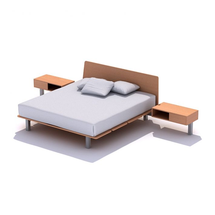 Bed 82 AM36 Archmodels