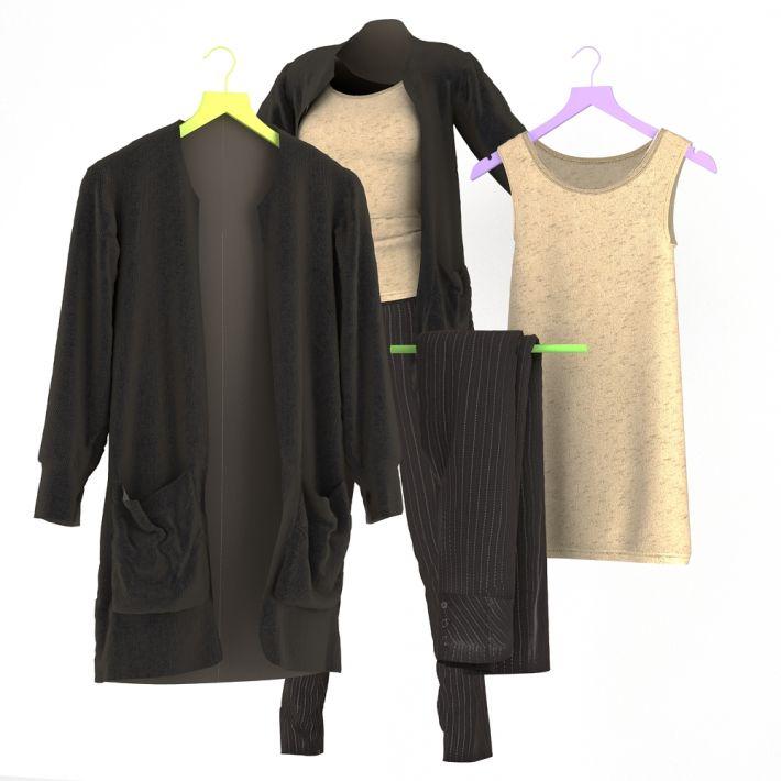 clothes 26 AM102 Archmodels
