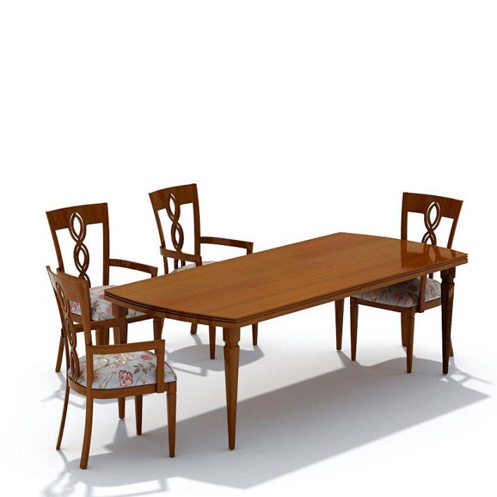 Classic furniture 28 AM33 Archmodels