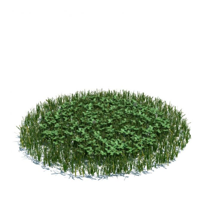 simple grass large 117 AM124 Archmodels