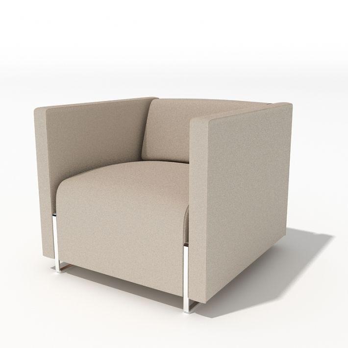 armchair 34 AM45 Archmodels