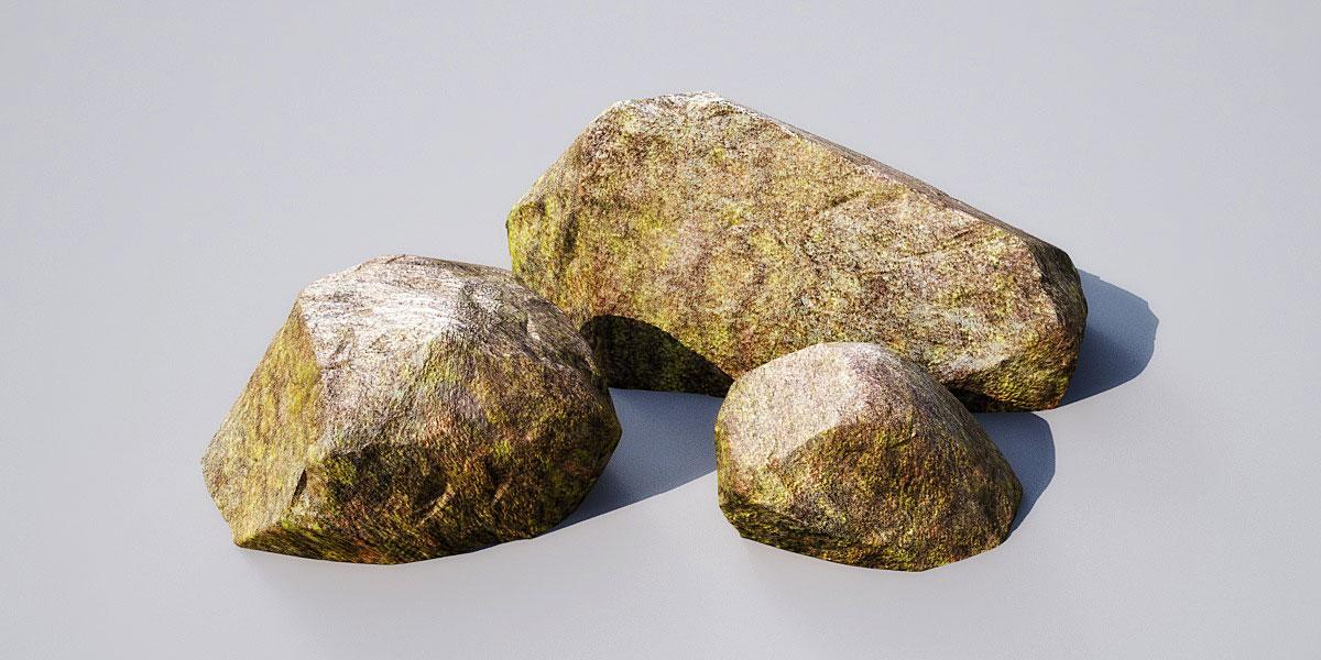 stones 15 20 AM148 Archmodels