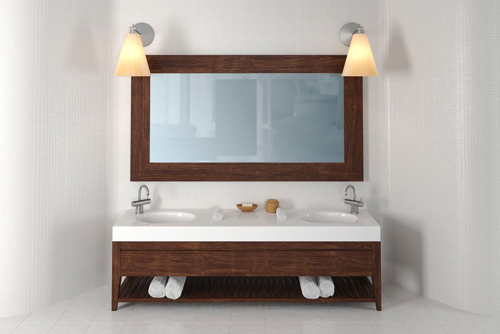 Bathroom furniture 39 AM168 Archmodels
