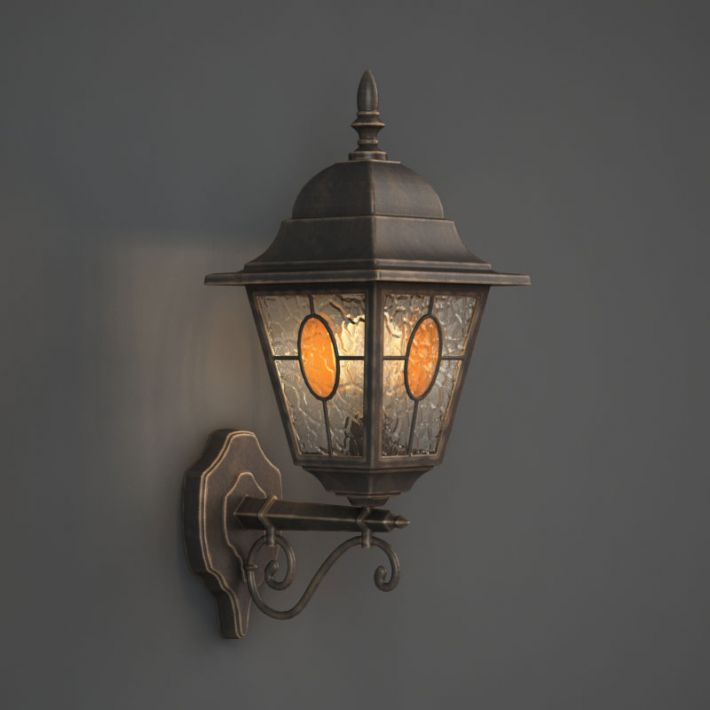 lamp 67 AM107 Archmodels