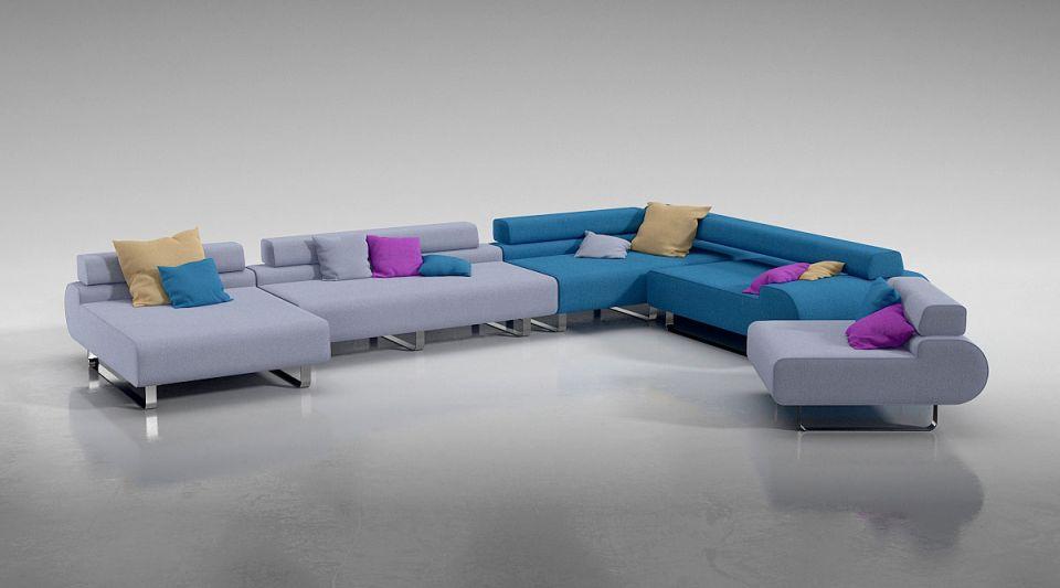 furniture 11 set 2 AM129 Archmodels